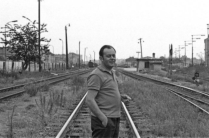 1974 Julius Földes signalista ©Peter Prochazka  011 28330029